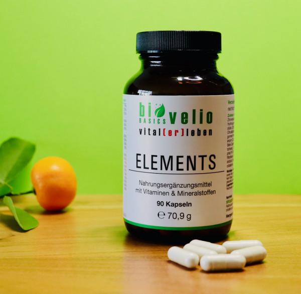 biovelio Elements