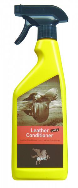 B&E Leather Conditioner Step 2