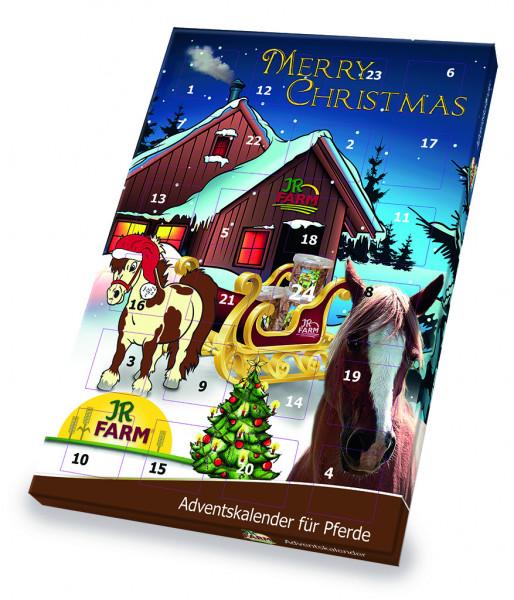 Adventskalender für Pferde ohne Getreide