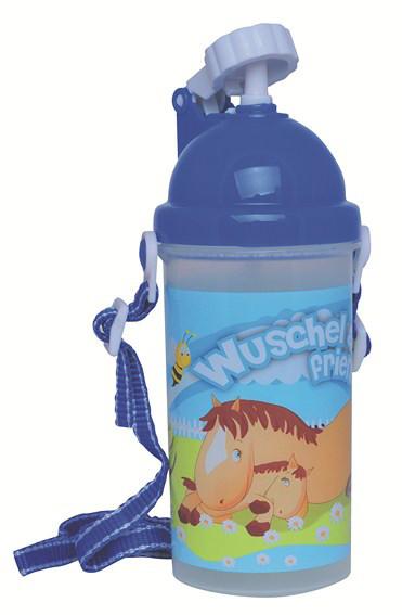 Wuschel Trinkflasche