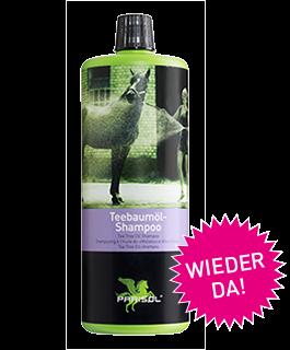 Parisol Teebaum-Shampoo gegen Juckreiz