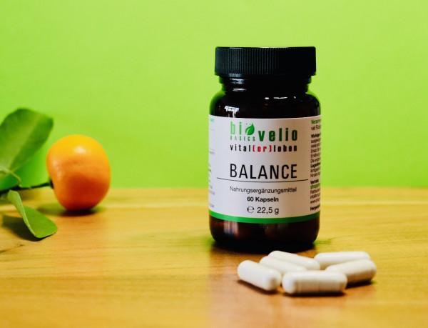 biovelio Balance - 60 Kapseln