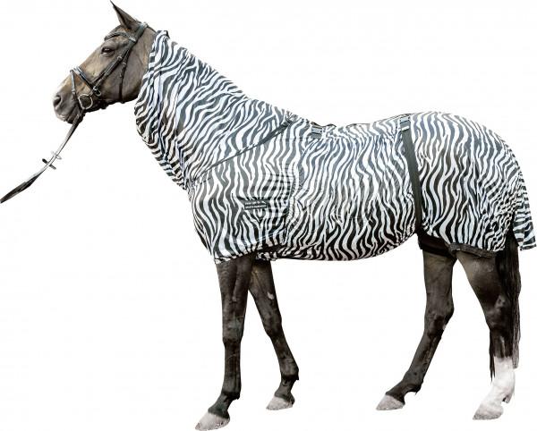 Ekzemerdecke Zebra