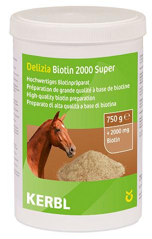 Delizia Biotin 2000 Super