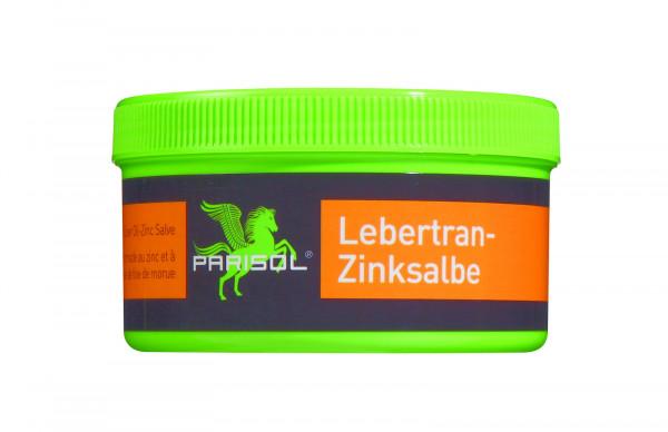 Parisol Lebertran-Zinksalbe