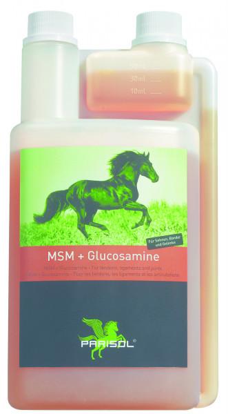 Parisol MSM + Glucosamine