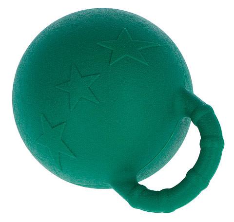 Spielball für Pferde mit Geschmack